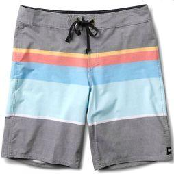 Reef Mens Reef Simple 2 Boardshorts Black