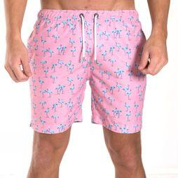 Mens Mid Length Volley Shorts 16""