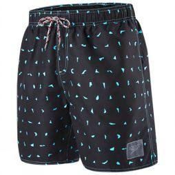 "Elemental Fusion Printed Leisure 16"" Watershort"