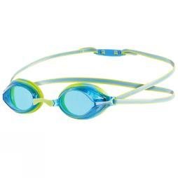 Speedo Kids Vengeance Junior Goggle Lime Punch/ Japan Blue