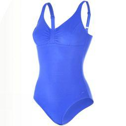 Speedo Sculpture Aquagem Swimsuit Ultramarine