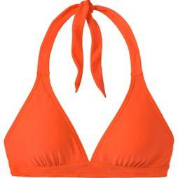 PrAna Halter Top Electric Orange