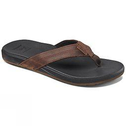 Reef Mens Cushion Phantom LE Black/Brown