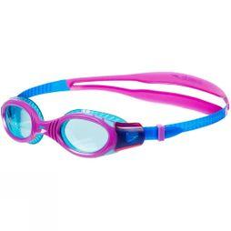 Speedo Youth Futura Biofuse Flexiseal Goggle New Surf/Purple Vibe/Peppermint