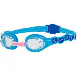 Speedo Childrens Disney Spot Goggle Turquoise/Beautiful Blue/Clear