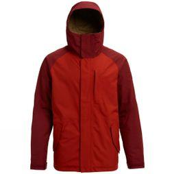 Burton Men's Radial Gore-Tex Jacket Dark Red