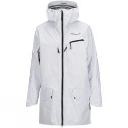 Peak Performance Mens Volcan Special Edition Ski Parka White