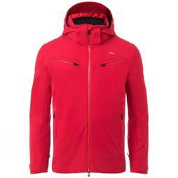 KJUS Mens Formula Jacket Scarlet- Currant Red