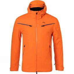 KJUS Mens Formula Jacket Kjus Orange