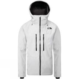 The North Face Mens Chakal Jacket Tin Grey/ TNF Black
