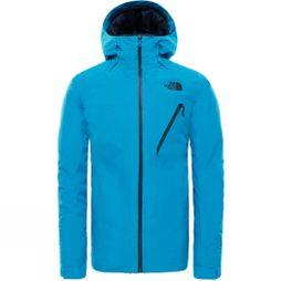 The North Face Mens Descendit Jacket Hyper Blue