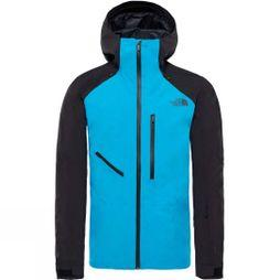 The North Face Mens Powderflo Gore-Tex Jacket Hyper Blue/ TNF Black