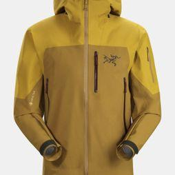 Arc'teryx Mens Sabre LT Gore-Tex C-Knit Jacket Golden Mind