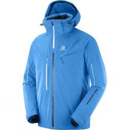 Salomon Mens Icespeed Jacket Hawaiian Surf