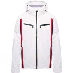 Toni Sailer Sports Mens Robin Jacket Bright White