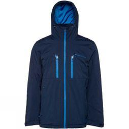 Protest Mens Clavin 19 Snow Jacket Ground Blue