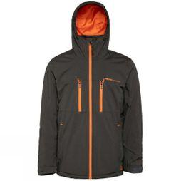 Protest Mens Clavin 19 Snow Jacket Swamped