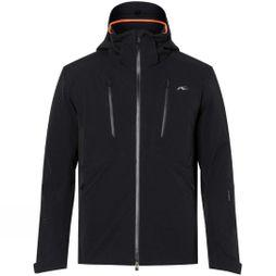 KJUS Mens 7Sphere Hydro_bot Jacket Black