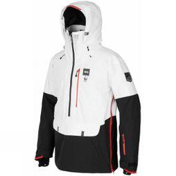 Picture Men's WWF Anton Jacket WWF Black + White