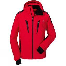 Schoffel Men's Zurs3 Jacket Racing Red