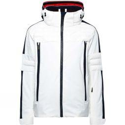 Toni Sailer Sports Men's Elliot Jacket Bright White