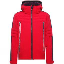 Toni Sailer Sports Men's Elliot Jacket Flame Red