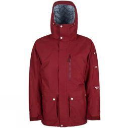 Black Crows Men's Corpus 2L Insulated Jacket Burgundy