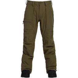 Burton Men's Southside Pant Mid Fit Forest Night