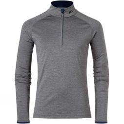 KJUS Feel Halfzip Steel Grey Melange