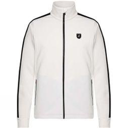 Toni Sailer Sports Mens Scotti Midlayer Jacket Bright White