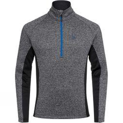 Mens Outbound Tailored Half-Zip Mid Weight Sweater