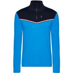 Toni Sailer Sports Mens Vitus Half Zip Atlantis Blue