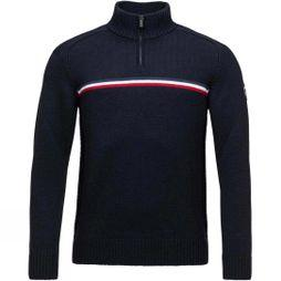 Rossignol Mens Major Half Zip Eclipse