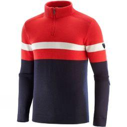 Mens Sledge T Neck Sweater