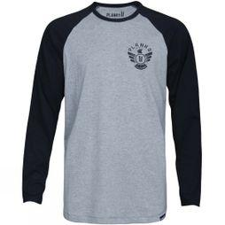 Mens Eagle Long Sleeve T Shirt