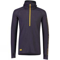 Mons Royale Men's Temple Tech Hood Iron