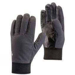 Black Diamond Midweight Softshell Glove Smoke
