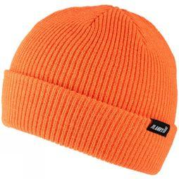 Planks Mens Essential Beanie Lifeboat Orange