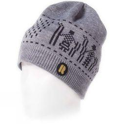 Riggler Men's Travis Beanie Grey