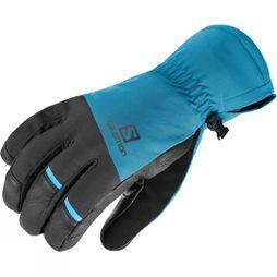 Salomon Men's Propellor Ski & Snowboard Glove Moroccan Blue/ Black