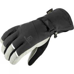 Salomon Men's Propeller Gore-Tex Ski & Snowboard Glove Black/ Grey