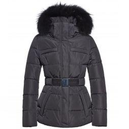 Womens Jules Faux Fur Jacket