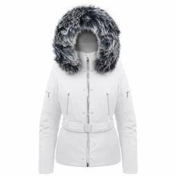 Womens Emily Faux Fur Jacket