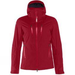 Head Womens Aerial Jacket Biking Red
