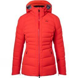 KJUS Womens Duana Jacket  Fiery Red