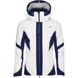 KJUS Womens Laina Jacket White/ Atlanta