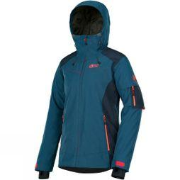Picture Womens Exa Jacket Petrol Blue