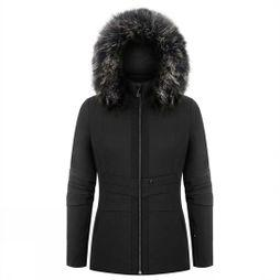 Womens Gemma Faux Fur Jacket