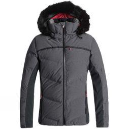 Roxy Womens Snowstorm Jacket True Black