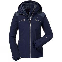Schoffel Womens Toulouse 2 Ski Jacket Navy Blue